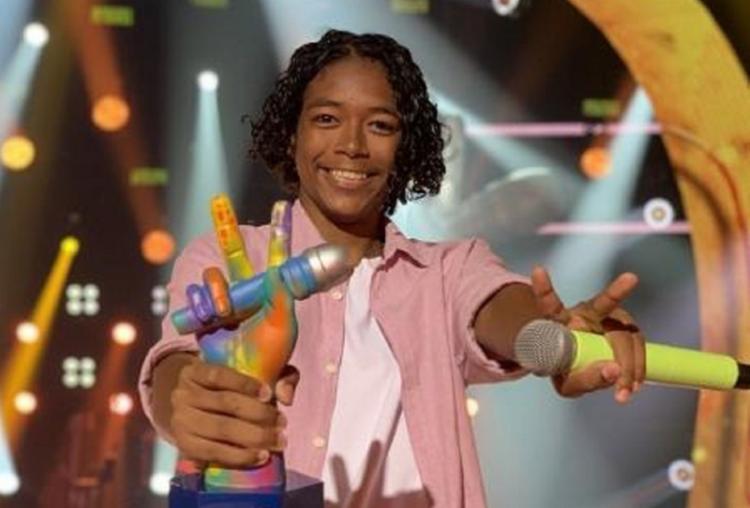 Parte do prêmio de R$ 250 mil que ele recebeu do programa será usada para pagar a cirurgia | Foto: TV Globo - Foto: TV Globo