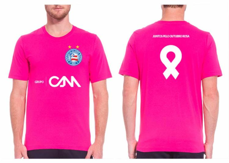 Outubro marcado por campanha de prevenção ao câncer de mama | Foto: Divulgação