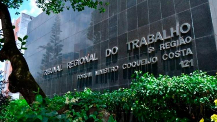 O valor representa o total liberado em alvarás para as partes com processos na Justiça do Trabalho na Bahia |  Foto: Divulgação - Foto: Divulgação