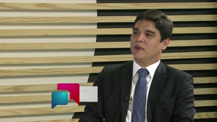 Vitor Bonfim surge como possível candidato à presidência da Assembleia Legislativa - Foto: Divulgação