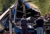 Apuração preliminar indica falha humana em acidente que matou 41 em SP | Foto: Reprodução | Record TV