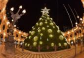 Decoração de Natal do Campo Grande é inaugurada e vai ter acesso exclusivo por agendamento | Foto: Max Haack | Secom