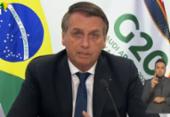 Bolsonaro gera constrangimento e indignação ao falar de racismo em discurso no G-20 | Foto: Reprodução | Facebook
