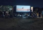 Projeto apresenta filmes e desenhos ao ar livre em Lauro de Freitas | Foto: Divulgação