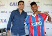 Após troca, Rogério é emprestado ao Juventude | Foto: Felipe Oliveira | E.C.Bahia