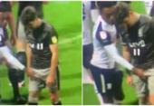Jogador da 2ª divisão inglesa pode ser punido após apalpar genital de rival | Foto: Reprodução | Twitter