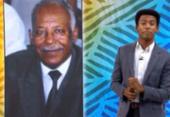 Apresentador da Globo se emociona ao homenagear o pai no Dia da Consciência Negra e faz discurso sobre racismo | Foto: