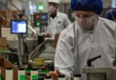 Pequena indústria supera pandemia | Foto: Nelson Almeida | AFP