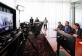 Bolsonaro conversa com presidente da Argentina pela primeira vez | Foto: Alan Santos | PR