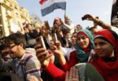 Dez anos da Primavera Árabe, a primeira revolução do smartphone | Foto: Mohammed Abed | AFP