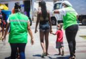 Programa identifica exposição infantil e combate mendicância em 1º dia de ação | Foto: Divulgação