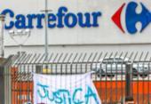 Polícia prende o terceiro suspeito pela morte de João Alberto no Carrefour | Foto: Silvio Avila | AFP