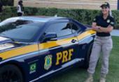 Ex-bailarina do É o Tchan vira policial federal e agradece Bolsonaro | Foto: Reprodução | Redes Sociais