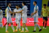 Uruguai vence a Colômbia por 3 a 0 nas Eliminatórias | Foto: Raul Arboleda | AFP