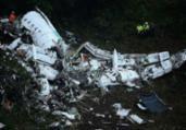 Acidente aéreo com voo da Chapecoense completa 4 anos | N.A | A.F.P