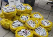 Ação apreende 2,5 mil porções de maconha na Engomadeira | Divulgação | SSP