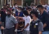 Pai de Zezé Di Camargo e Luciano é enterrado em GO | Reprodução | G1