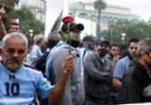 Argentinos se despedem de Maradona em velório | Alejandro Pagni | AFP