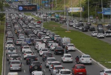 Salvador registra duas mortes em acidentes de trânsito no fim de semana | Rafael Martins | Ag. A TARDE