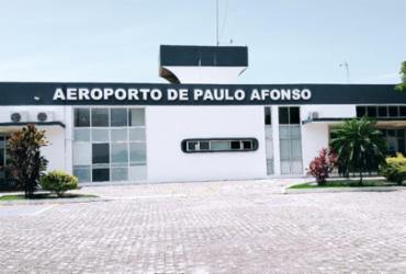 Aeroporto de Paulo Afonso será administrado pelo Governo da Bahia