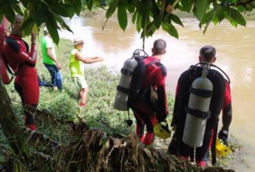 Corpo de homem desaparecido desde segunda é encontrado em rio