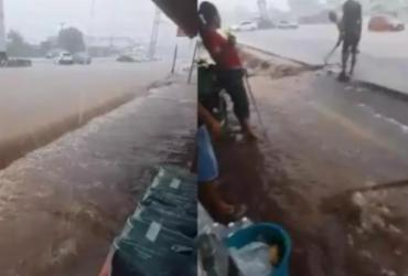 Amapá é atingido por fortes chuvas no fim de semana | Reprodução