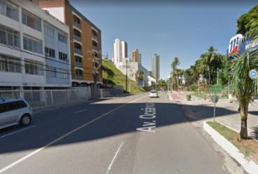 Trecho da Avenida Oceânica será interditado no fim de semana | Reprodução | Transalvador