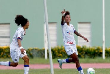 Brasileiro Feminino A2: Bahia pega o Fortaleza nas quartas de final |