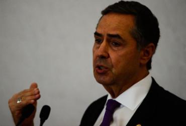 'Há um esforço de desacreditar o processo eleitoral', afirma o presidente do TSE | Marcello Casal Jr | Agência Brasil