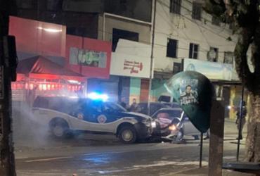 Mulher é baleada e morta em blitz no bairro de Valéria | Divulgação