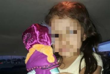 Menina de 6 anos perde parte do nariz ao ser atingida por tiro de fuzil | Arquivo Pessoal