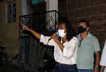 """Primeira prefeita de Cachoeira, Eliana Gonzaga diz que a """"cidade heroica optou pela mudança""""   Divulgação"""