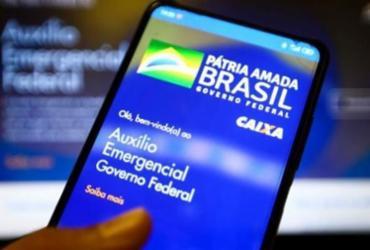 Caixa credita auxílio para nascidos em fevereiro | Marcelo Camargo | Agência Brasil