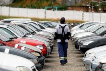 Leilão online do Detran-BA oferece 610 lotes de veículos e sucatas | Foto: Divulgação I Detran