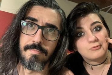 Bia e Ishiro Oninawa, do Casamento Nerd, debatem universo gamer em live | Divulgação