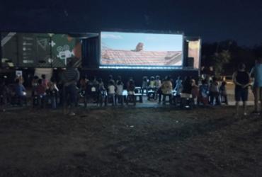 Projeto apresenta filmes e desenhos ao ar livre em Lauro de Freitas | Divulgação