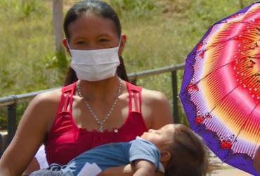 Famílias indígenas são incluídas em serviços da rede socioassistencial | Divulgação | TV Brasil