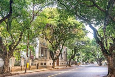 Casacor mostra 4 versões de imóvel de 25 m² decorado em alto padrão | Eduardo Moody / Divulgação