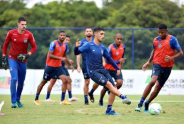 Contra São Paulo, Bahia quer repetir boa atuação do triunfo sobre o Galo | Felipe Oliveira | EC Bahia
