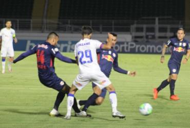 Bahia leva goleada do Bragantino e estaciona na tabela da Série A   Rafael Machaddo   EC Bahia
