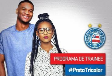 Dia da Consciência Negra: Bahia lança programa trainee exclusivo para pessoas autodeclaradas pretas   Reprodução   E.C.Bahia