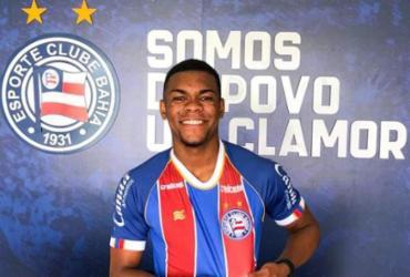 Bahia anuncia primeira contratação para time de transição de 2021 | Divulgação | E.C.Bahia