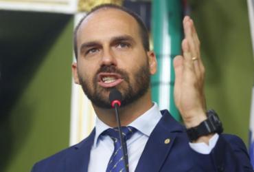 Itamaraty diz que reação da China a Eduardo Bolsonaro foi ofensiva e desrespeitosa | Rafael Martins | Ag: A TARDE | 7.2.2020