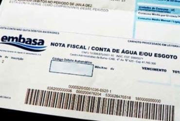 Campanha da Embasa incentiva consumidores a parcelarem dívidas | Divulgação