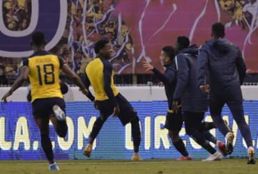 Equador goleia Colômbia por 6 a 1 pelas Eliminatórias |