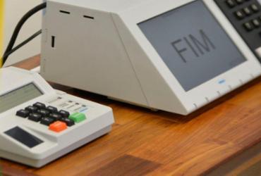 Mais de 145 mil eleitores baianos justificaram ausência pelo e-Título | José Cruz | Agência Brasil