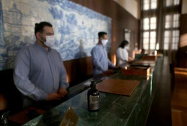 Ocupação é de 40% nos hotéis reabertos em Salvador | Raphael Muller | Ag. A TARDE | 6.10.2020
