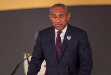 Dirigente africano da Fifa é afastado por cinco anos após inquérito de ética | Mohamed el-Shahed | AFP