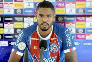 Apresentado, Gabriel Novaes se diz preparado para novo desafio | Felipe Oliveira | EC Bahia