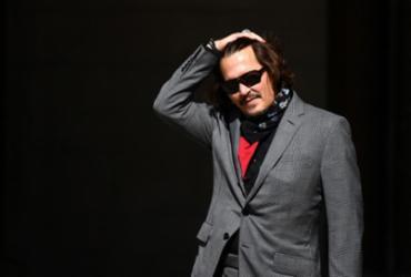 Johnny Depp é derrotado em julgamento contra tabloide que o apresentou como um marido violento | Justin Tallis | AFP